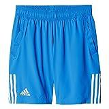 adidas Herren Shorts Club, Blau/Weiß, M, 4055344219737