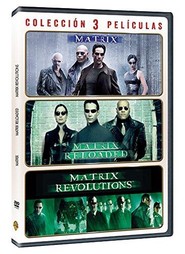 Pack: Matrix + Matrix Reloaded + Matrix