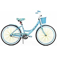24 Girls' Cruiser Bike, aluminum, No fuss
