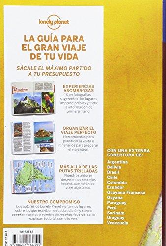 Sudamérica para mochileros 3 (Guías de País Lonely Planet) 1