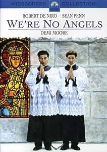 We're No Angels [DVD] [1990] [Region 1] [US Import] [NTSC]