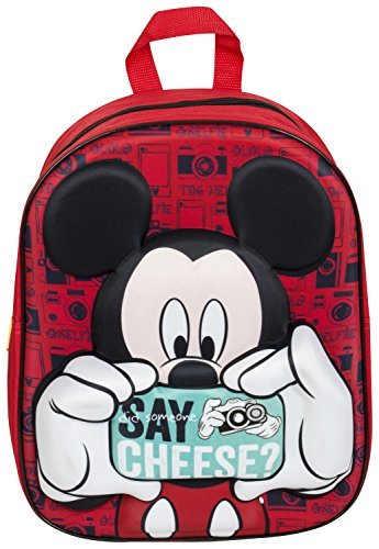 Image of Mickey Mouse 3D EVA Junior School Backpack
