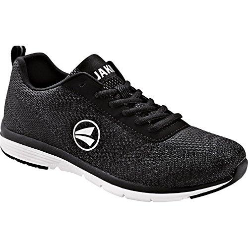 Jako Loisirs Chaussures Striker Noir Homme Chaussures de Sport NEUF schwarz