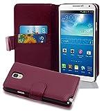Cadorabo Coque pour Samsung Galaxy NOTE 3 ORCHIDÉE VIOLETS Housse de Protection Etui...