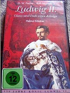"""Ludwig II. """"Glanz und Ende eines Königs"""", Deutschland 1954"""