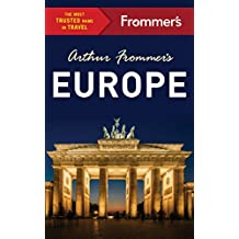 Arthur Frommer's Europe (Color Complete Guide)