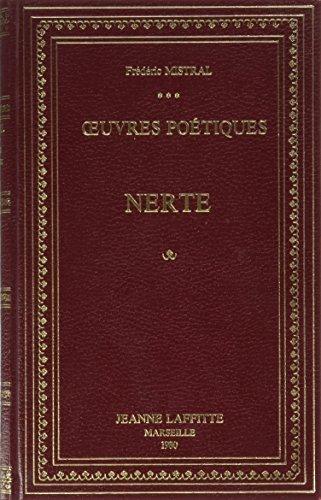 Nerto - nouvello prouvencalo - nerte - nouvelles provencales