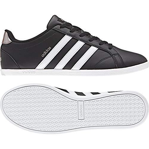 hot sale online 63f0e 09cd5 adidas Damen VS CONEO QT Fitnessschuhe, Schwarz (NegbasFtwblaGrmeva 000)