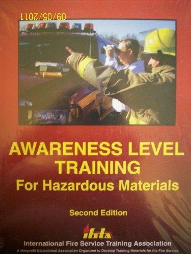 Awareness Level Training for Hazardous Materials (2005-01-31)