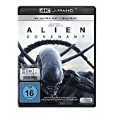 Alien: Covenant (4K Ultra-HD) (+ Blu-ray)