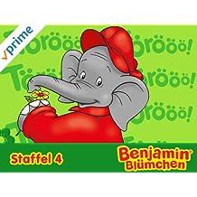 Benjamin Blümchen - Staffel 4