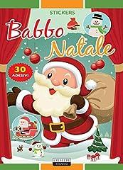 Idea Regalo - Babbo Natale. Con adesivi