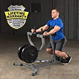 SEATED ROW MACHINE - 7