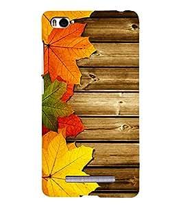 For Xiaomi Mi 4i :: Xiaomi Redmi Mi 4i autumn, wooden, original autumn Designer Printed High Quality Smooth Matte Protective Mobile Case Back Pouch Cover by APEX