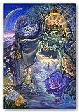 Key to Eternity von Josephine Wall Kunstdruck