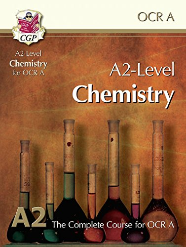 A2-Level Chemistry for OCR A: Student Book for sale  Delivered anywhere in UK