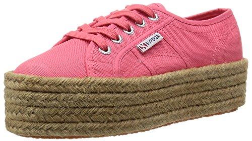 Superga 2790 Cotropew, Damen Sneakers, Pink (Paradise Pink), 37 EU (5 Damen UK)
