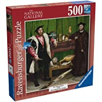 Ravensburger The National Gallery - The Ambassadors 500pc Jigsaw Puzzle