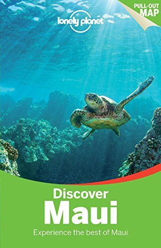Portada del libro Lonely Planet Discover Maui (Travel Guide) by Lonely Planet (2014-10-01)