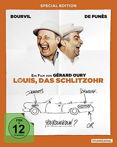 Louis, das Schlitzohr [Blu-ray] [Special Edition]