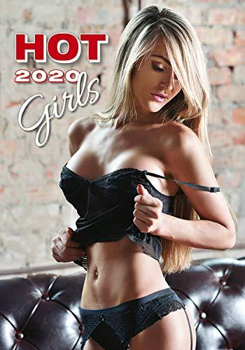 Hot Girls Calendar - Calendars 2019 - 2020 Calendar - Erotic Calendars - Hot Girl Calendar - Photo Calendar By Helma (Multilingual Edition)