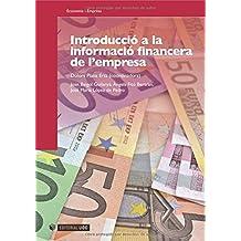 Introducció a la informació financera de l'empresa (Manuals)
