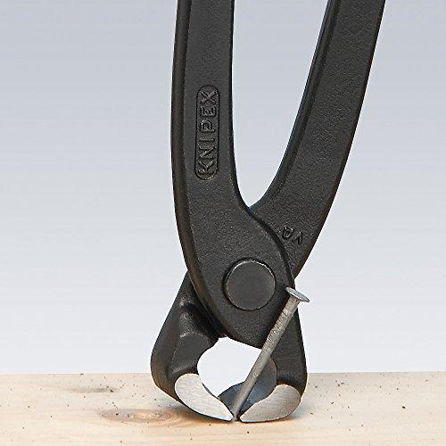 KNIPEX-99-01-250-Tenaille-russe-Tenailles-russes-ou-pinces–tresser-noire-atramentise-gaines-en-plastique-250-mm