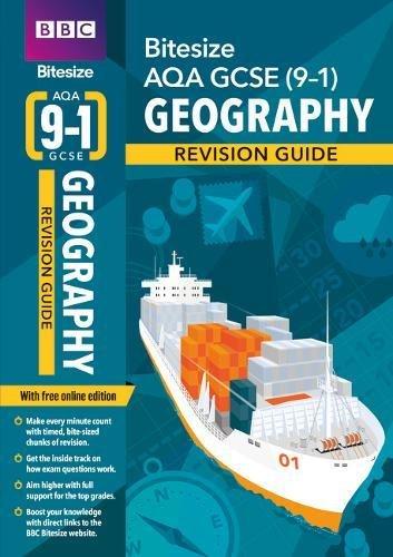 BBC Bitesize AQA GCSE (9-1) Geography Revision Guide (BBC Bitesize GCSE 2017)