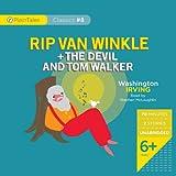 Rip Van Winkle + the Devil and Tom Walker (Plaintales Classics, Band 8)
