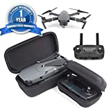 #6: Waterproof Carrying Case for DJI Mavic Pro Drone Body and Remote Controller, Transmitter Bag Hardshell Housing Bag Storage by Oukey