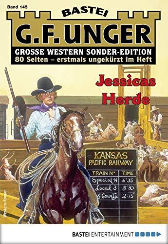 G. F. Unger Sonder-Edition 145 - Western: Jessicas Herde
