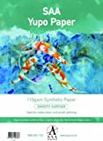 Yupo Painting Paper 25 loose sheets A3 110gsm 420 x 290mm