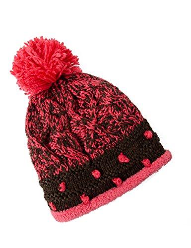 Mode Coréenne Douce Épaisse Chaude Automne Et Hiver Hat Knit (3 Couleurs Facultatives) ( couleur : 4# ) 4#