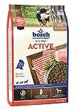 bosch HPC Active | Hundetrockenfutter für ausgewachsene Hunde aller Rassen mit gesteigerter Aktivität, 1 x 3 kg