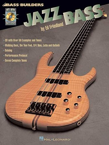 Jazz Bass Guitare Basse +CD