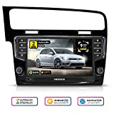 Autoradio Android NEOTONE WRX-906G7 für VW Golf 7 (ab 2012 -) Can-Bus integr, GPS Navigation, DAB+, Octa-Core, 4K Ultra HD Video, WLAN, Bluetooth, RDS