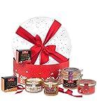 """Ducs de Gascogne - Coffret cadeau """"Nuit éternelle"""" - comprend 6 produits salés - Idée cadeau Noël - 944786"""