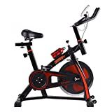 OneTwoFit Indoor Heimtrainer Spin Bike Home Gym Cardio Training Workout OT018R