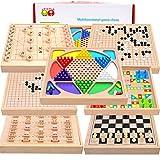 Babyspielzeug,Baby- Kleinkind-Spielzeug, Kinder Checkers Backgammon Fliegendes Schach Chinesisches Schach Frühes Lernen Intelligenz Spiel Schach