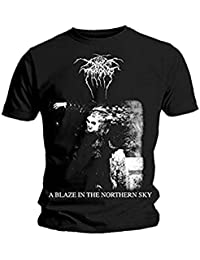 Darkthrone - T-Shirt - A Blaze In The Northern Sky