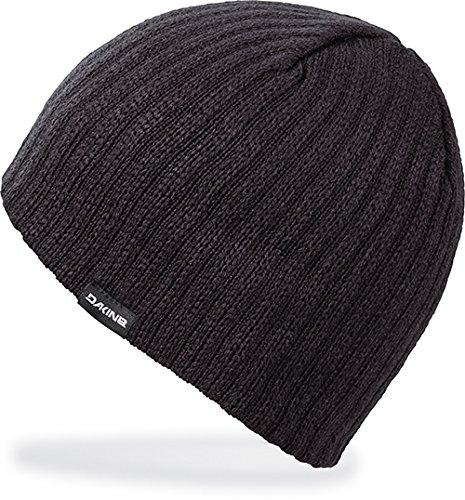 DAKINE Erwachsene Vert Rib Mütze, Black, One Size (Rib Cap)