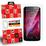 #7: Motorola Moto Z2 Force Scratchgard Original Anti- Matte Anti-Glare/Anti-Fingerprint Film Screen Protector with LIMITED LIFETIME WARRANTY