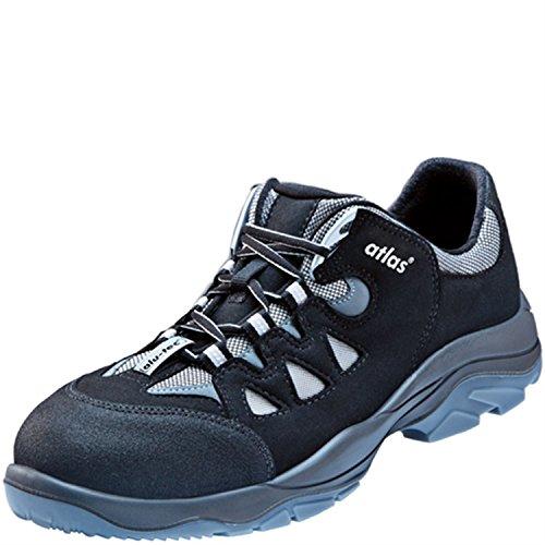 Atlas , Chaussures de sécurité pour homme Noir - Schwarz/Grau W12