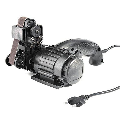 Fdit Elektro Messerschärfer automatische Schleifen Chopper Precision Cutting Edge Keramik Honen Rod Schärfen Tool(EU) -