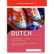 Spoken World: Dutch: A Complete Course for Beginners