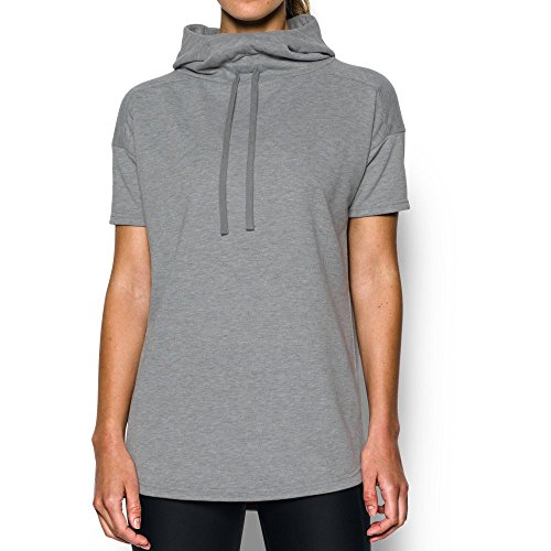 Under Armour UA Championship, damen, True Gray Heather/ Charcoal (Charcoal Heather Gray)