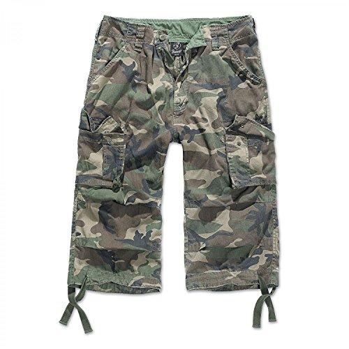 Brandit Urban Legend 3/4 Shorts XL Woodland