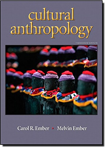 ember and ember anthropology 14th edition pdf free download
