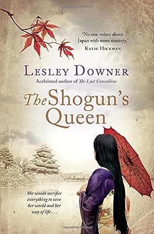 book cover of The Shogun\'s Queen
