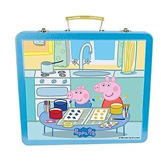 Peppa Pig DARP-CPEP132 – Estuche de latas (60 Piezas)